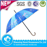 Homi new products promotional sex beautiful girl pictures straight umbrella