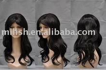 ladies high quality synthetic fashion wig MFW-0055
