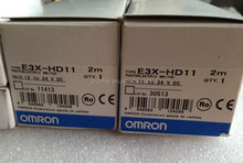 OMRON Fiber amplifier E3X-HD11