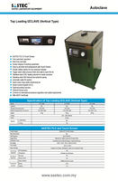 Top Loading IZ CLAVE (Vertical Type) Autoclave