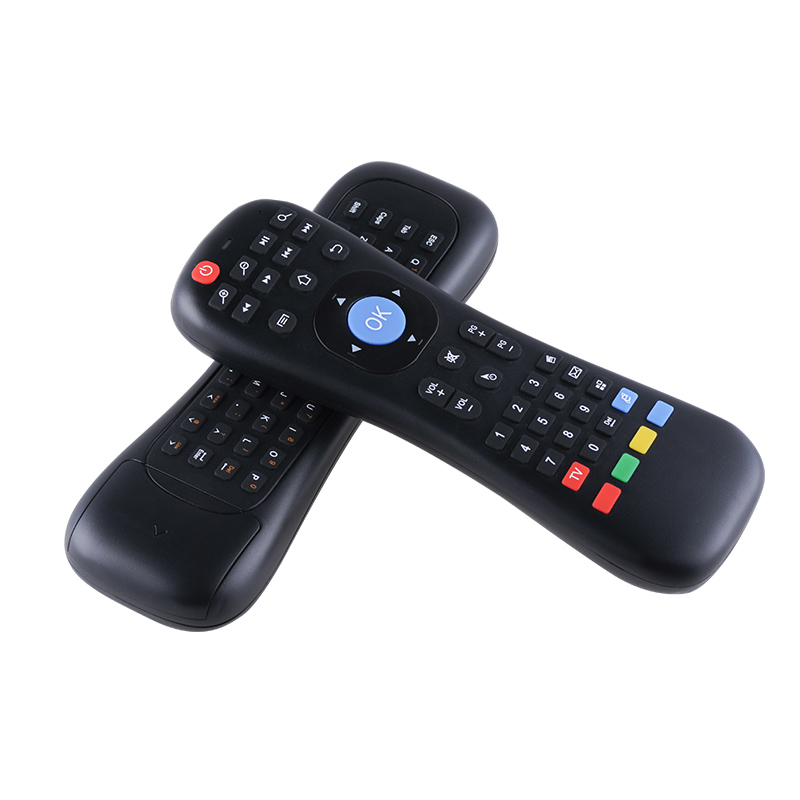 2.4G Wireless Multi-function Remote Control With Micphone Air Mouse Mini Keyboard Support PC TV Box Gamepad