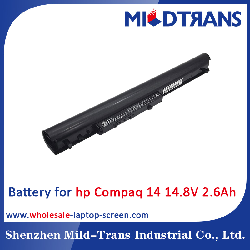 Manufacturer wholesale Inexpensive laptop battery OA03,OA04,LA04DF,LA04 for HP Campaq 14,15,HP 240 G2,248,248 G1,250,255,345,350