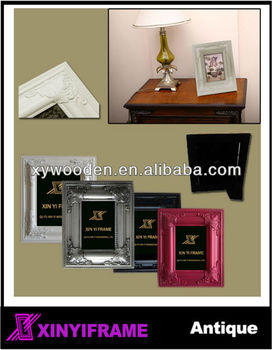 Wooden Adjustable Decorative Picture Frame Standing Photo Frame