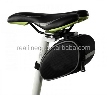 New Updated Roswheel Bike Bicycle Mountain Bag Cycling Basket Saddle Outdoor Pouch Rear Seat Post Bag