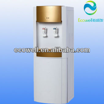 Pipeline floor standing water cooler compressor, POU compressor water cooler
