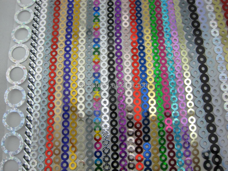 sequin in chain pack high quality and the best price