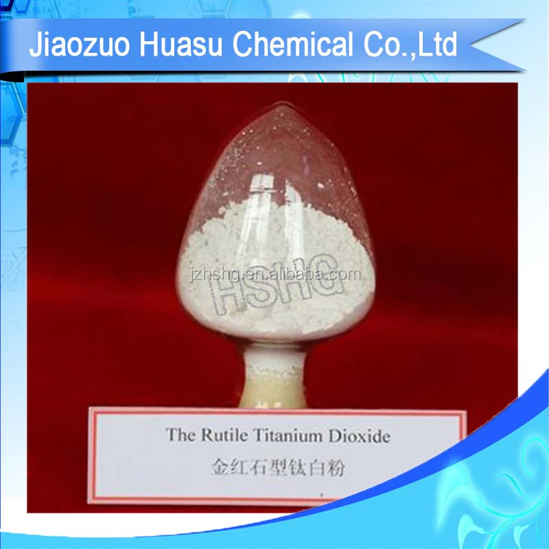 Rutile Titanium Dioxide TiO2 /Factory Tio2 Industry Chemicals Properties of Tio2