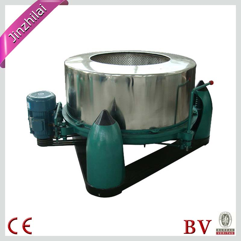 Industrial hydro extractor machine laundry equipments dryer water