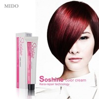 Private label best German quality hair coloring