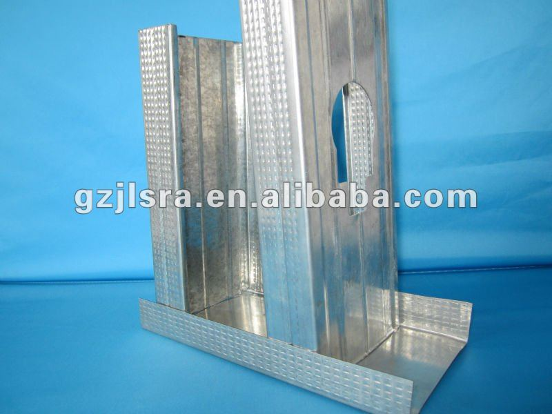 high quality Steel frame for drywall partition