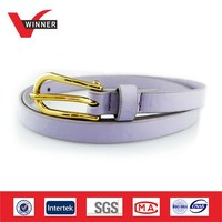 Fashion Dressy Ladies Hip Waist PU Belts