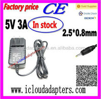 wholesale alibaba 5V 3A battery chargers for Huawei quad core android tablet pc charger charges