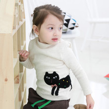 2017 Kids Clothes Sets Korean Fashion Brand Wholesale Boutique Shirt