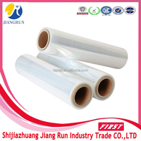 LLDPE stretch film shrink rap PE plastic warp