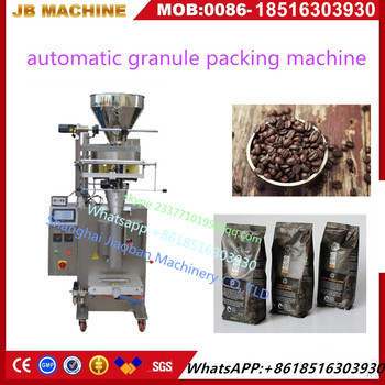 Fully Automatic Packing Vertical Machine Automatic Sachet Bag Coffee Packing Machine