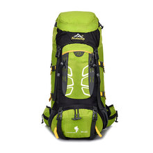 55L Backpack Hiking Waterproof Daypack for Mountaineering Sport