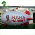 Inflatable Advertising Airplane, Durable PVC Air Zeppelin Airship, Inflaable Airplane