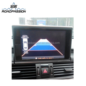 RoadPassion 1102 MMI 3G+ Rear view camera video interface Box