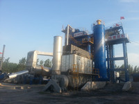 ROADY RD200 Mixing Plant 200t/h Mobile Asphalt Plant Equipment