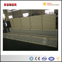 Cold Room Roof Tile Pu Polyurethane Sandwich Panel