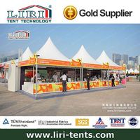 High Quality pagoda tent 6x6 for Party,Event,Exhibtion
