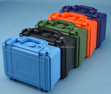 Plastic waterproof IP68 ABS Hard safety equipment tool case