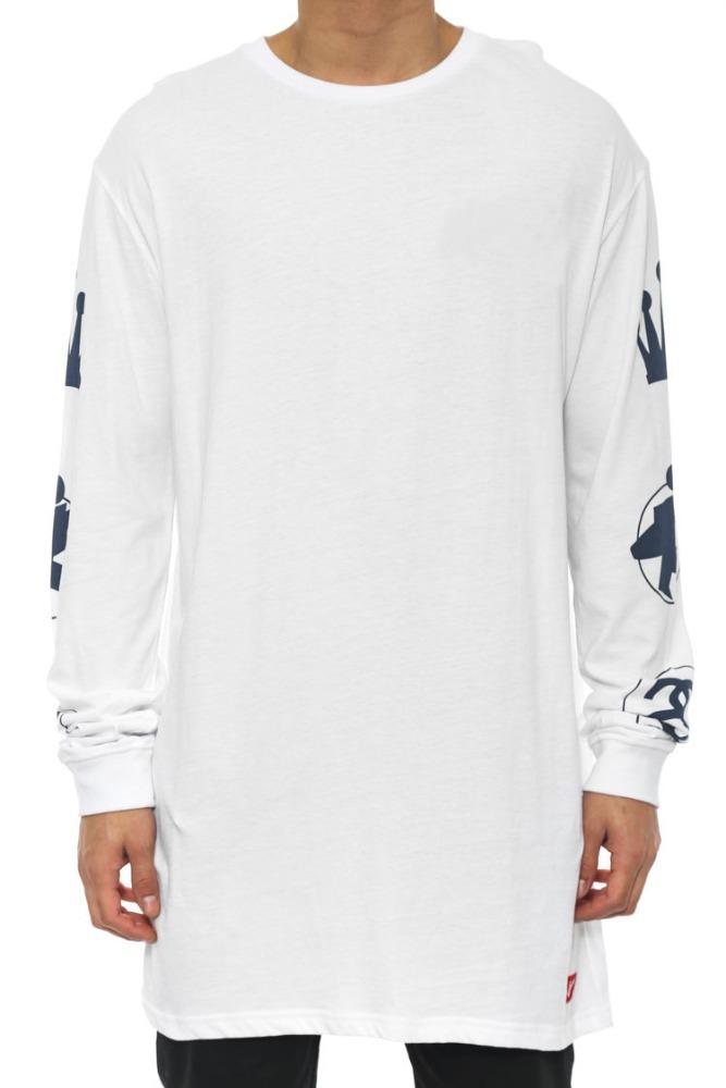 Long sleeve t shirt custom print t shirt design buy long for My custom t shirt