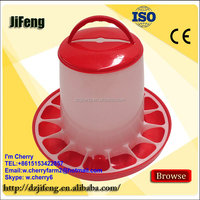 best price high quanlity chicken feeder with different capacity 1.5kg,3kg,6kg,9kg feeder