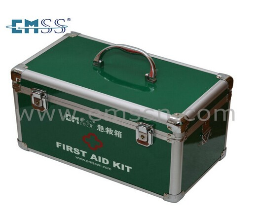 2017 emss big sale free samples professional first aid kit in dubai uae first aid box in dubai alibaba china