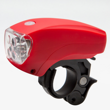 New unique cheap bicycle usb front light bike accessories