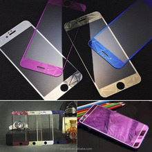 Free Sample Factory supply 3D Diamond Tempered Glass Front+Back Screen Protector 9H For iphone 6 6S plus