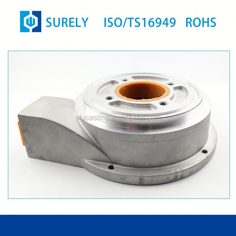 New Popular Quality assurance Surely OEM Stainless Steel 8mm die casting hollow shaft