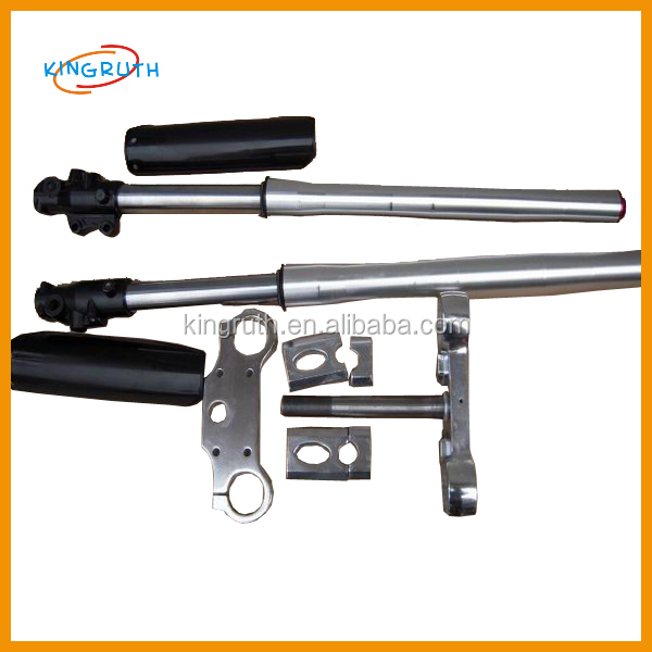 2015 latest hot sale performance pit bike front fork suspension