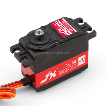 High voltage BLS-HV6115MG metal gear digital standard RC servo motor