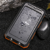 Solar Battery Charger battery charger cager power bank 5000mah
