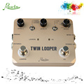 Best Guitar Twin Looper Pedal with USB