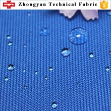 PU coating 600D polyester oxford fabric for outdoor backpack