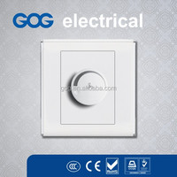 Low price and good quality light dimmer switch fan speed controller socket