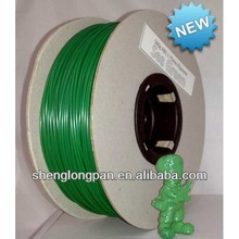 Green ABS filament 1.75/3mm For 3D Printer