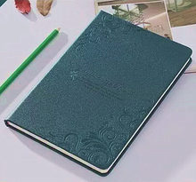 school supplier exercise notebook pu leather nootebook notebook cover with free logo
