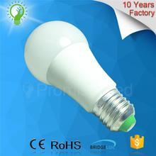 10 Years Factory High Brightness DIY Shell led bulb manufacturing plant