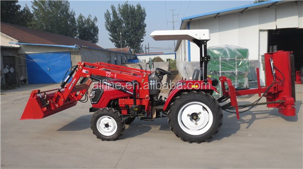 Made in china high quality tractor side mower