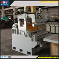 steel plate cutting machine for stainless steel roller and precision leveling