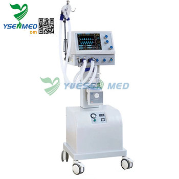 YSAV70B Medical Ventilator with air compressor hospital respirator ventilator machine