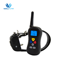 2016 Alibaba Express In Spanish Bark Stop Taining Collar With Remote