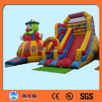 Commercial Inflatable Slide Inflatable Bouncer Slide Giant Inflatable Pool Slide for Adult