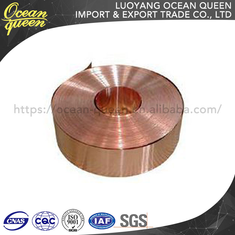Lithium Battery Raw Material Metal Phosphor Bronze Coil