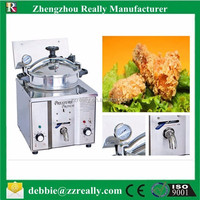 chicken machine/used henny penny pressure fryer/kfc chicken frying machine
