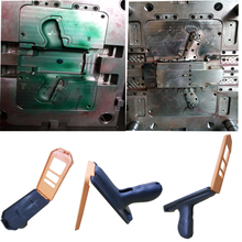 Overmolding and 2 shot tools process of injection moulding step by step
