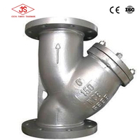 High Quality Flanged Y Type Stainless